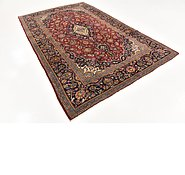 Link to 6' 6 x 10' 4 Kashan Persian Rug