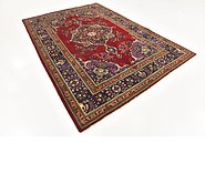 Link to 6' 8 x 9' 7 Tabriz Persian Rug