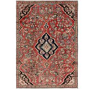 Link to 7' 6 x 11' Meshkabad Persian Rug