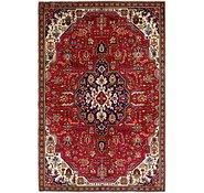 Link to 213cm x 323cm Tabriz Persian Rug
