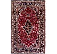 Link to 183cm x 287cm Kashan Persian Rug