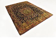 Link to 6' 8 x 9' Hossainabad Persian Rug