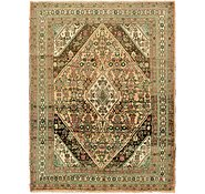 Link to 7' 4 x 10' Hamedan Persian Rug