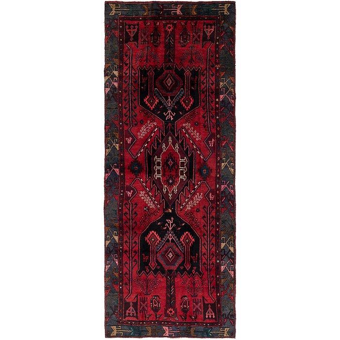 4' 4 x 11' 8 Sirjan Persian Runner Rug