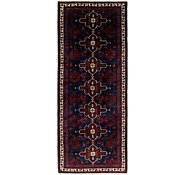 Link to 157cm x 405cm Shahsavand Persian Runner Rug
