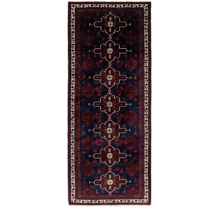 5' 2 x 13' 3 Shahsavand Persian Runn...