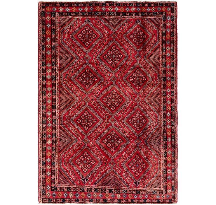 6' 7 x 9' 8 Farahan Persian Rug