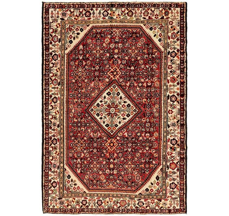 6' 10 x 10' 5 Hossainabad Persian Rug