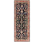 Link to 4' 4 x 12' 8 Hamedan Persian Runner Rug