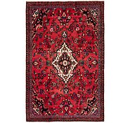 Link to 5' 3 x 8' 2 Hamedan Persian Rug
