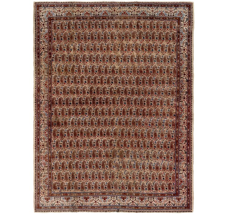 8' 6 x 11' 2 Mood Persian Rug