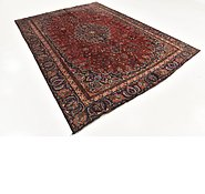 Link to 7' 4 x 10' Mashad Persian Rug