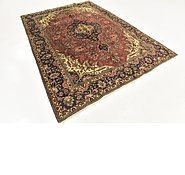 Link to 6' 6 x 9' 2 Tabriz Persian Rug