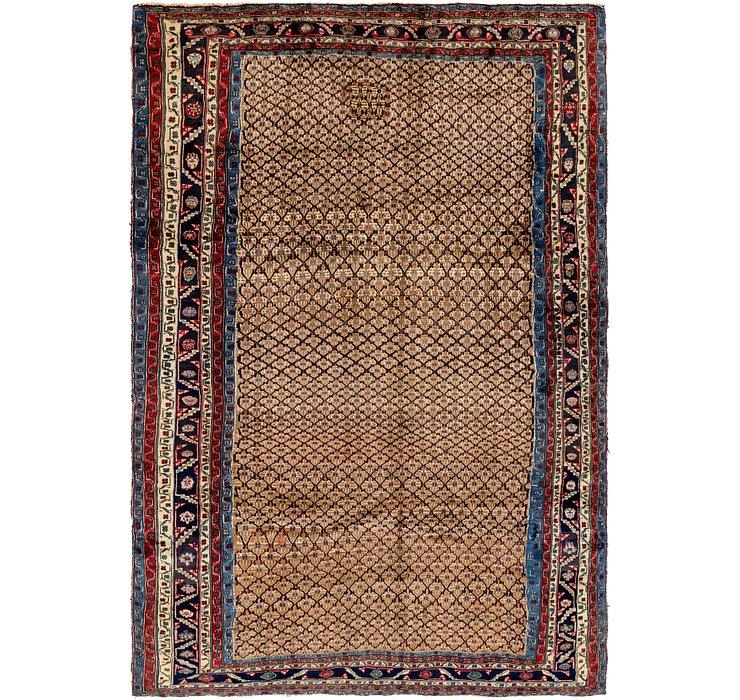 6' 3 x 9' 9 Koliaei Persian Rug