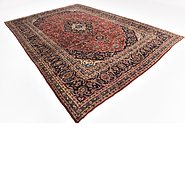 Link to 9' 5 x 13' 9 Kashan Persian Rug