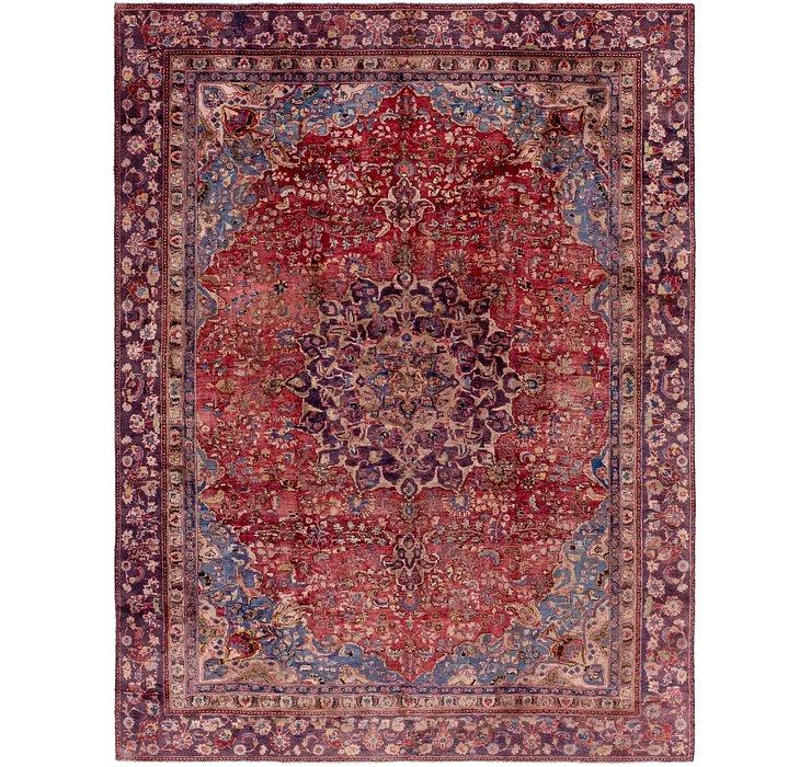 8' 10 x 11' 9 Mashad Persian Rug