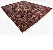 Link to 10' 4 x 13' Bakhtiar Persian Rug