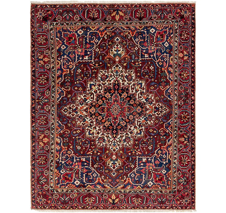 10' 4 x 13' Bakhtiar Persian Rug