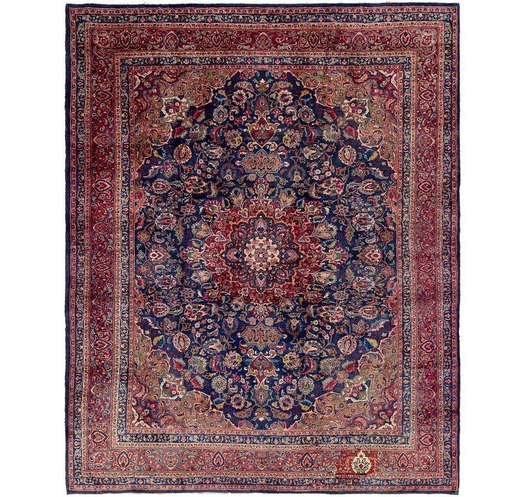 10' x 12' 7 Mashad Persian Rug