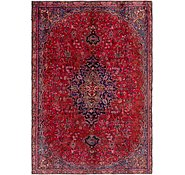 Link to 7' x 10' 3 Mashad Persian Rug