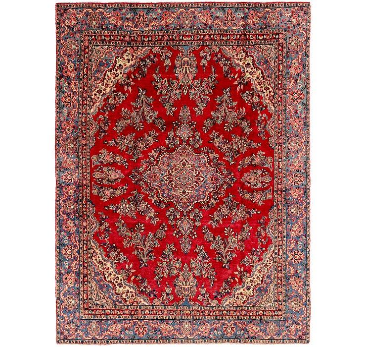 8' 3 x 11' 2 Shahrbaft Persian Rug