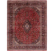 Link to 9' 9 x 12' 6 Kashan Persian Rug