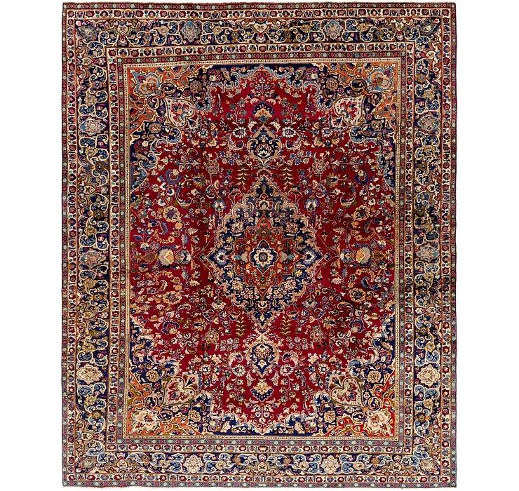 9' 8 x 11' 9 Mashad Persian Rug