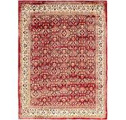 Link to 300cm x 378cm Farahan Persian Rug