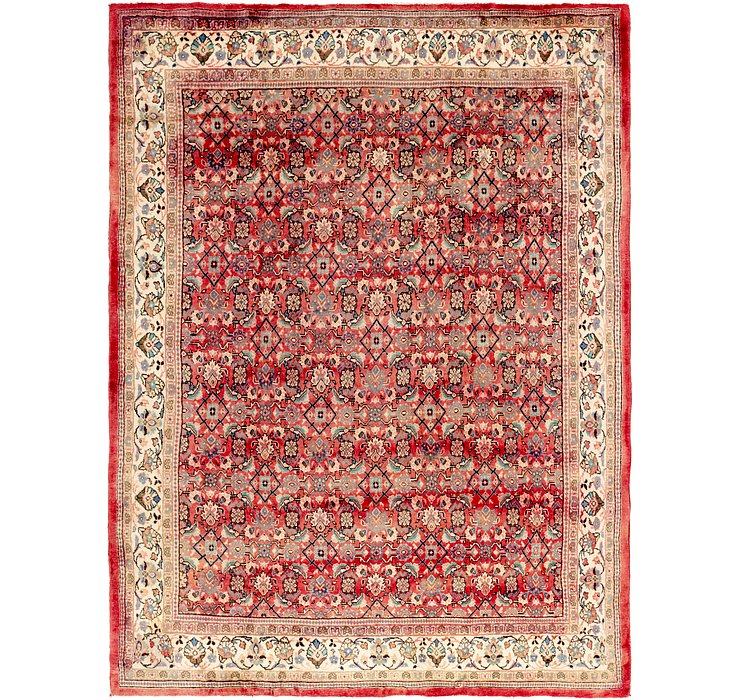 9' 10 x 12' 5 Farahan Persian Rug