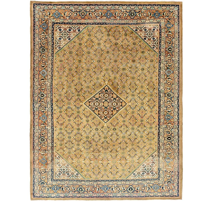 HandKnotted 9' 3 x 12' 7 Farahan Persian Rug