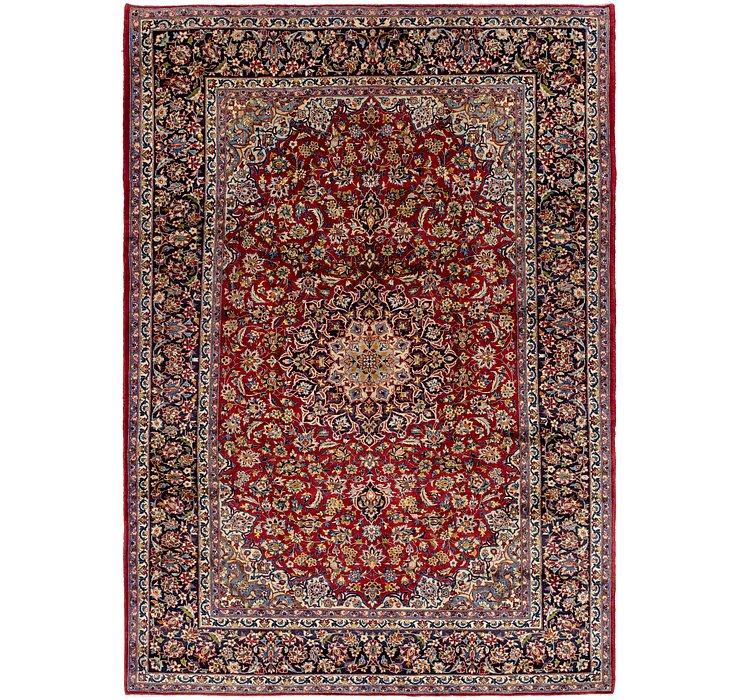 9' 4 x 14' Isfahan Persian Rug