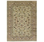 Link to 8' 9 x 11' 10 Kashan Persian Rug