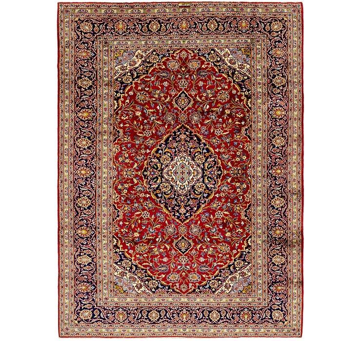 8' 4 x 11' 7 Kashan Persian Rug
