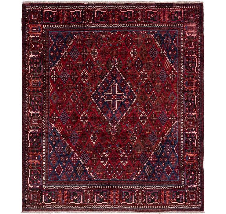 10' x 11' 9 Joshaghan Persian Rug