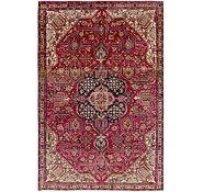 Link to 183cm x 275cm Tabriz Persian Rug