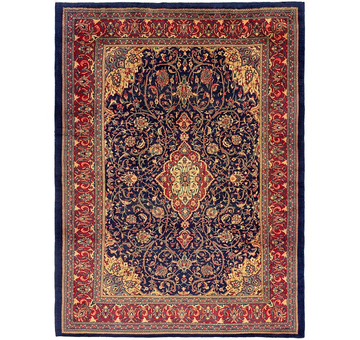 9' 7 x 12' 9 Mahal Persian Rug