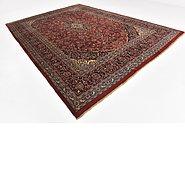 Link to 9' 7 x 13' 6 Mashad Persian Rug