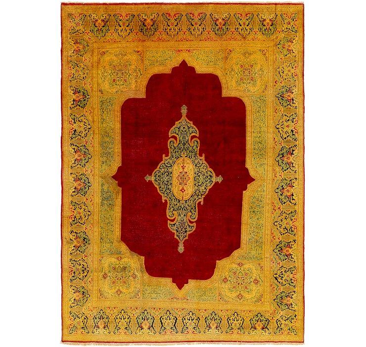 10' x 14' 2 Kerman Persian Rug