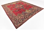 Link to 9' 6 x 12' Tabriz Persian Rug