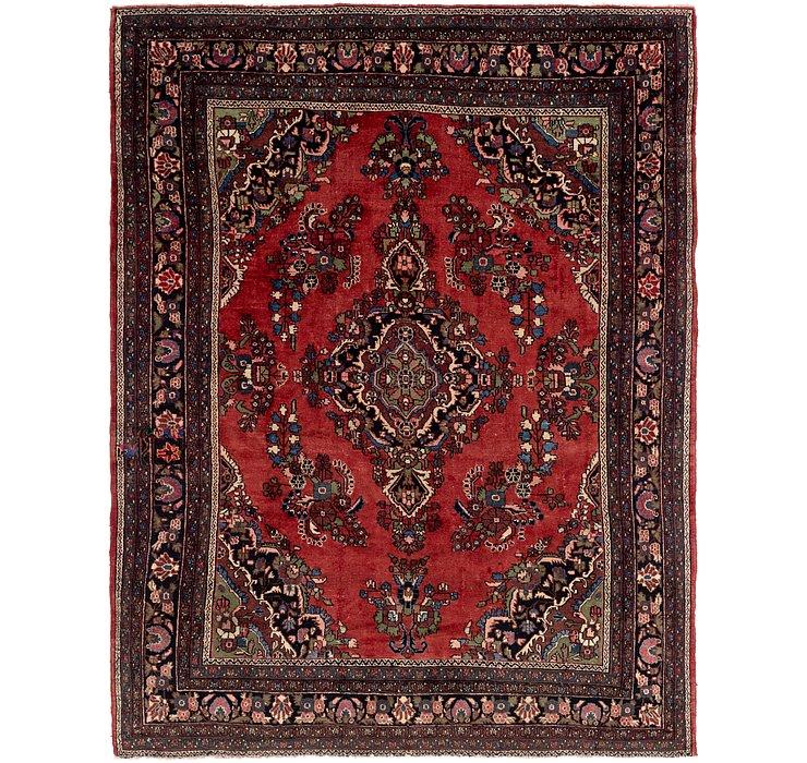 8' 9 x 11' 2 Hamedan Persian Rug