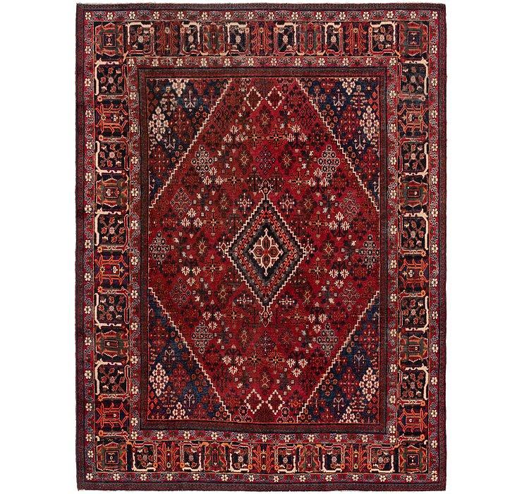 282cm x 373cm Joshaghan Persian Rug