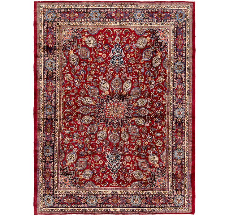 9' 6 x 12' 6 Kashmar Persian Rug