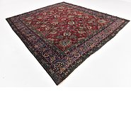 Link to 9' 6 x 10' 9 Tabriz Persian Rug