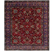 Link to 9' 6 x 10' 9 Tabriz Persian Rug