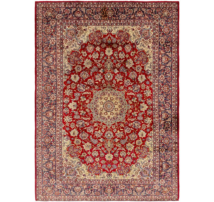 9' 5 x 13' 9 Isfahan Persian Rug