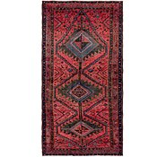 Link to 4' 10 x 9' 8 Zanjan Persian Runner Rug
