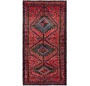 Link to 4' 10 x 9' 8 Zanjan Persian Runner Rug