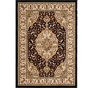 Link to 5' 3 x 7' 7 Mashad Design Rug