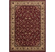 Link to 7' 8 x 11' Kashan Design Rug