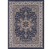 Link to 5' 3 x 7' Mashad Design Rug